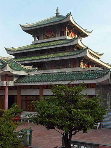 Tay An Pagoda, Chua Doc