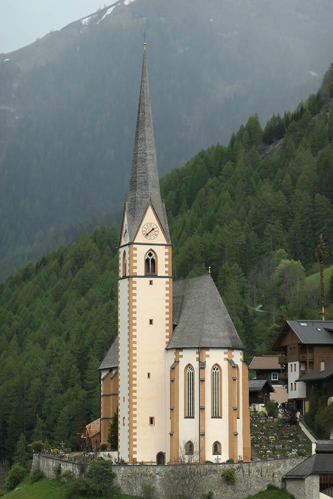 Chiesa di Vinzenz, Heiligenblut