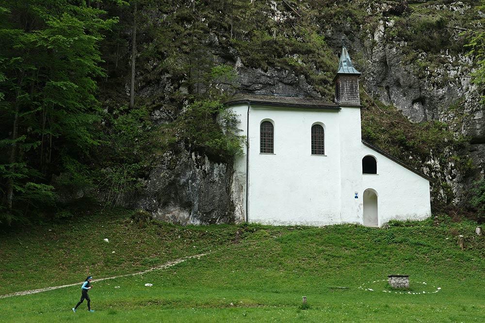 Falkensteinkapelle, St. Gilgen