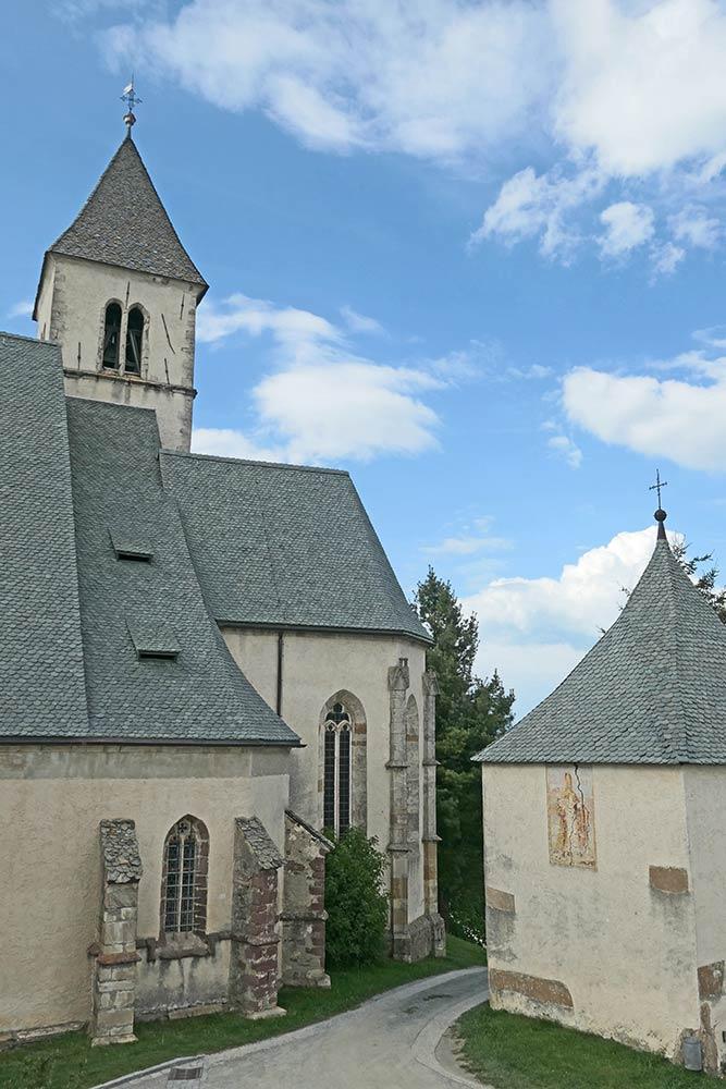 Helenenkirche, Magdalensberg