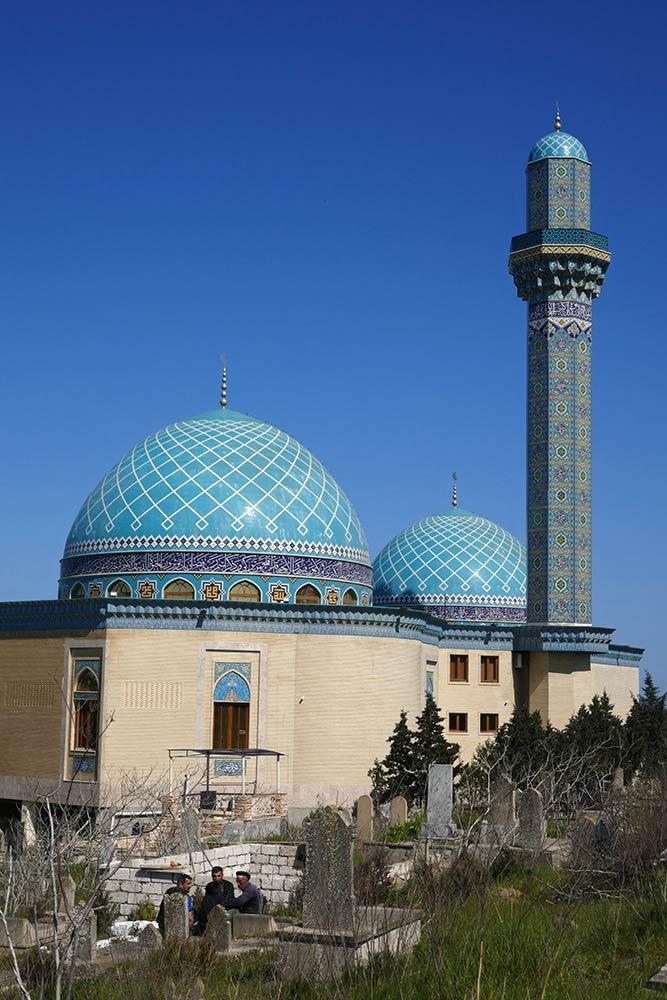 Baku, Mausolée Mir Mövsum Ağa