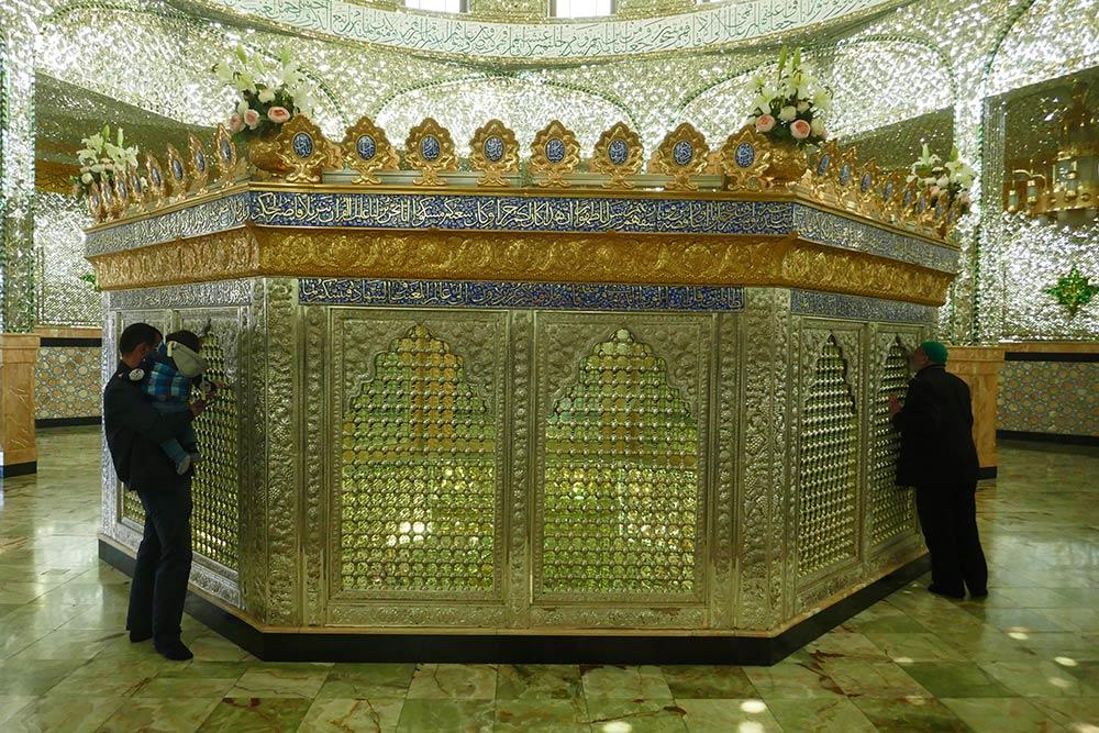 Baku, Mir Mövsum Ağa Mausoleum