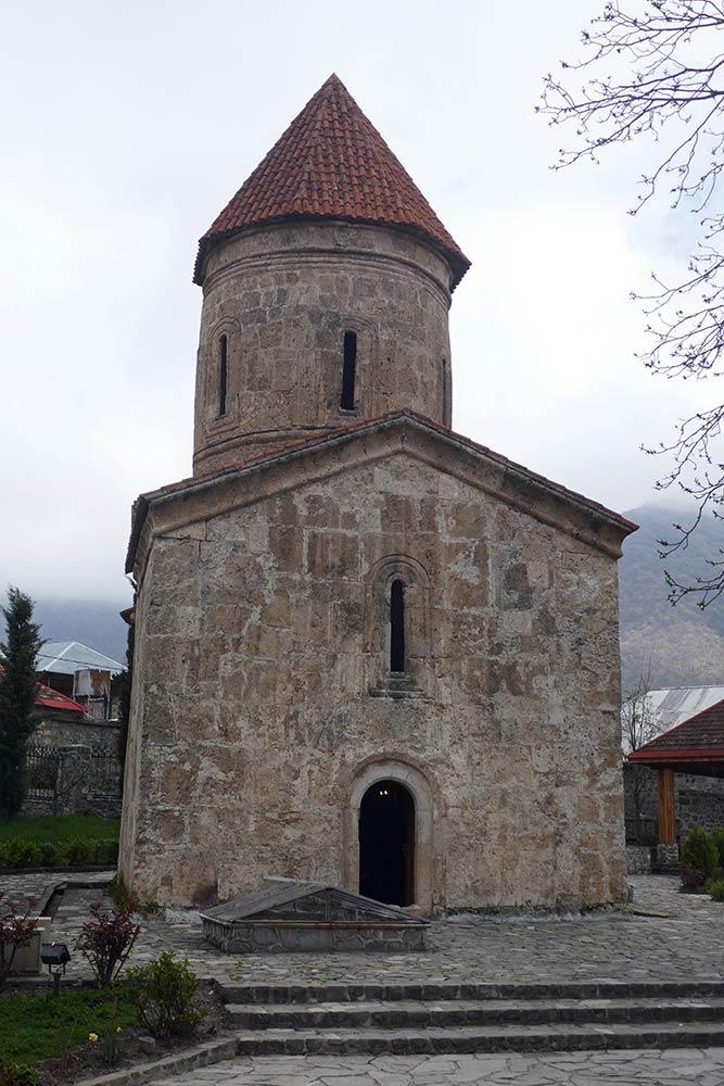 Sheki, Kish Church