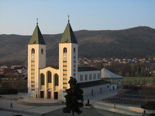 Medjugorge-Kirche