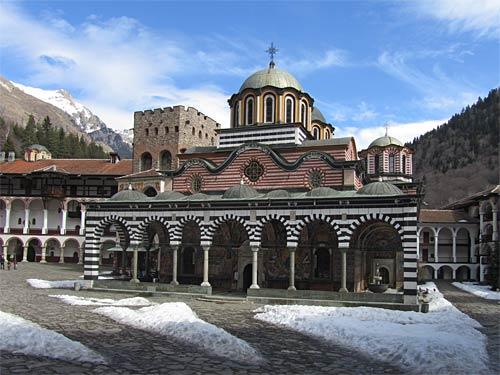 Rila_monastery_main_building