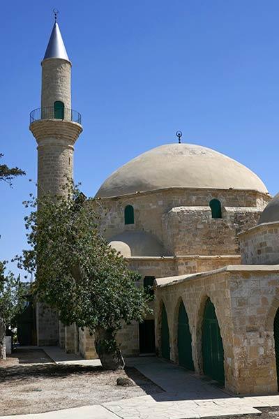 Hala Sultan Tekki-Larnaka