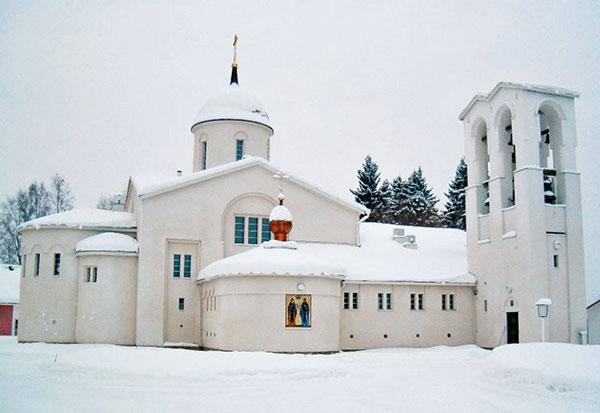 Neues Kloster Valamo, Heinavesi