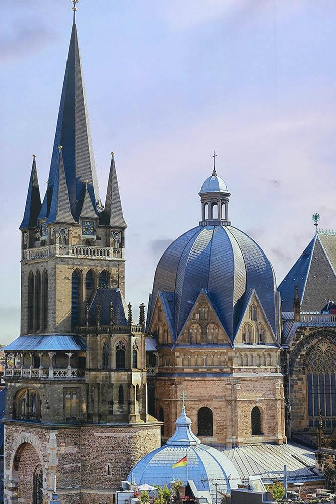 Cattedrale di Aix-la-Chapelle, Aquisgrana