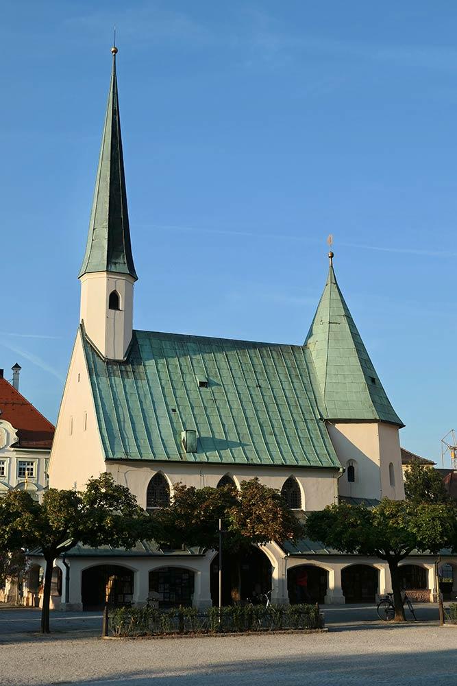 Sanctuaire Notre-Dame d'Altötting, Altötting