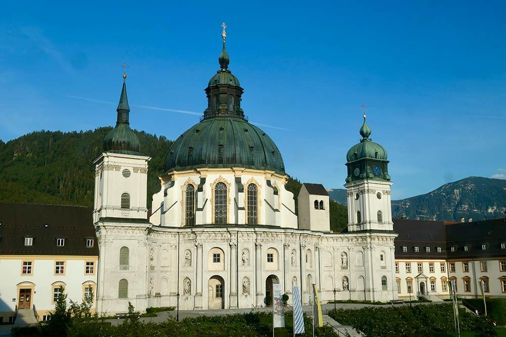 Abtei von Ettal, Ettal