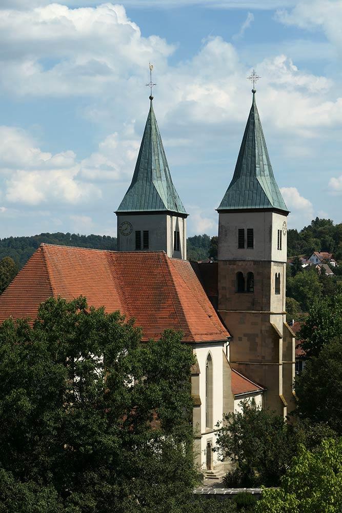 Stadtkirche, Murrhardt