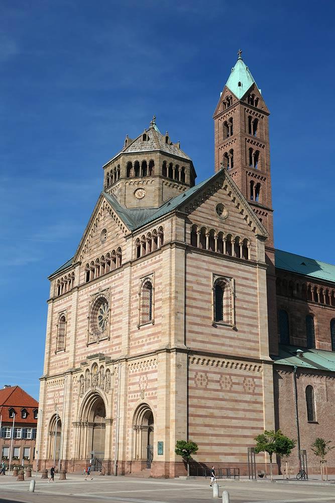 Cathédrale de l'Assomption et de saint Étienne, Speyer