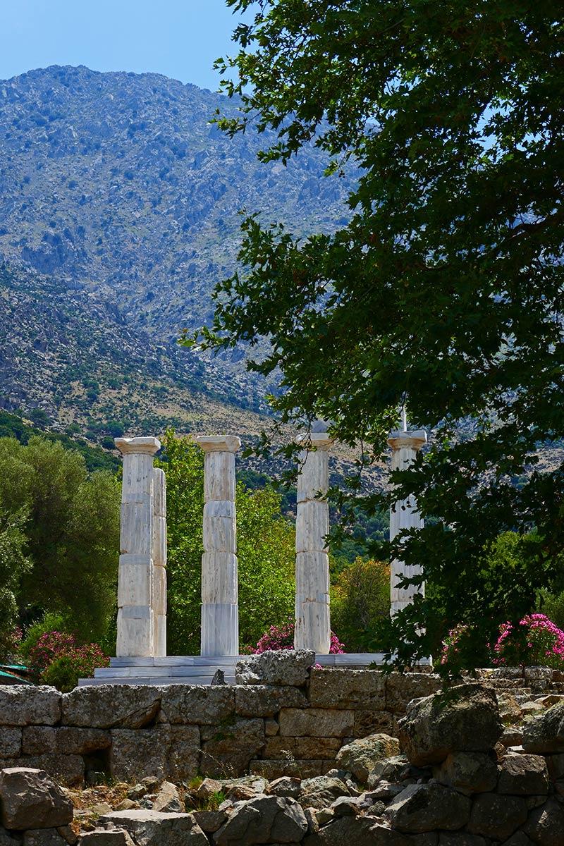 Samothrace, Sanctuary of the Great Gods