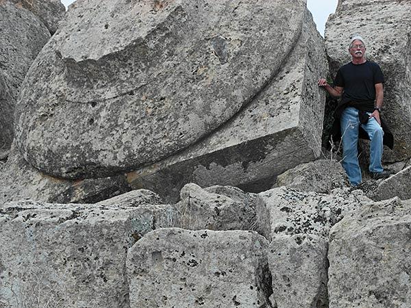 Sizilien selinunte Tempel G1