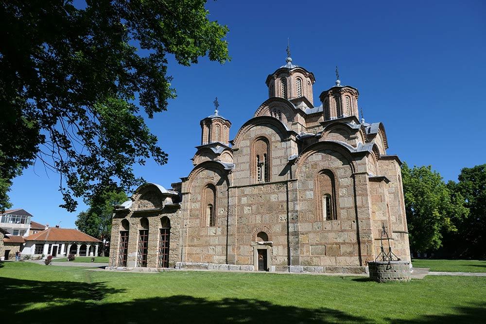 Monastero di Gračanica