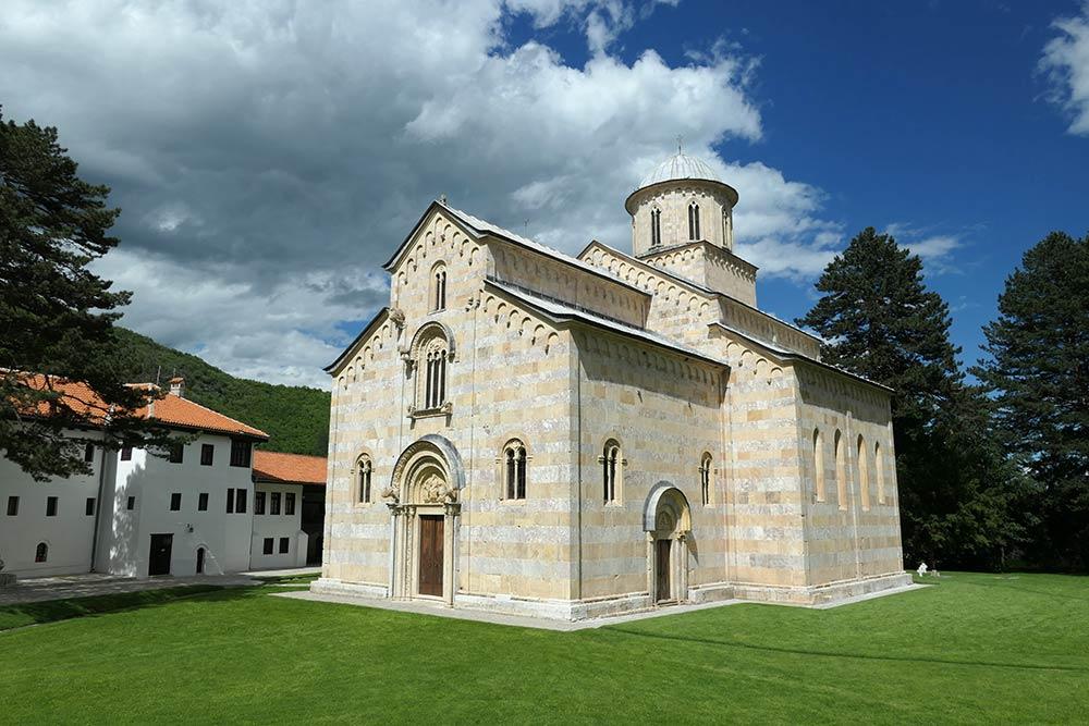 Visoki Decani Kloster