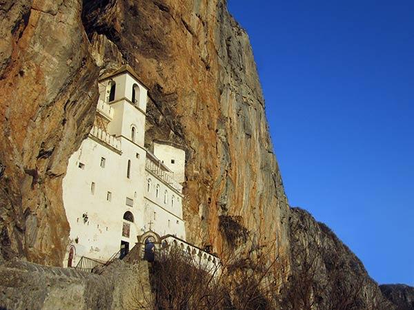 ओस्ट्रोग मठ, मोंटेनेग्रो