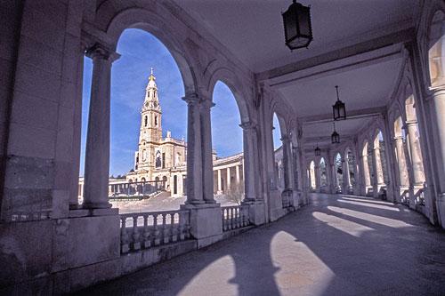 फातिमा, पुर्तगाल की बेसिलिका