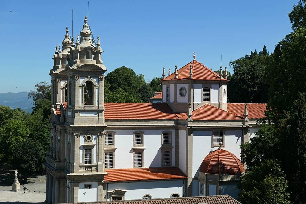 Braga, Basilica di Bom Jesus do Monte
