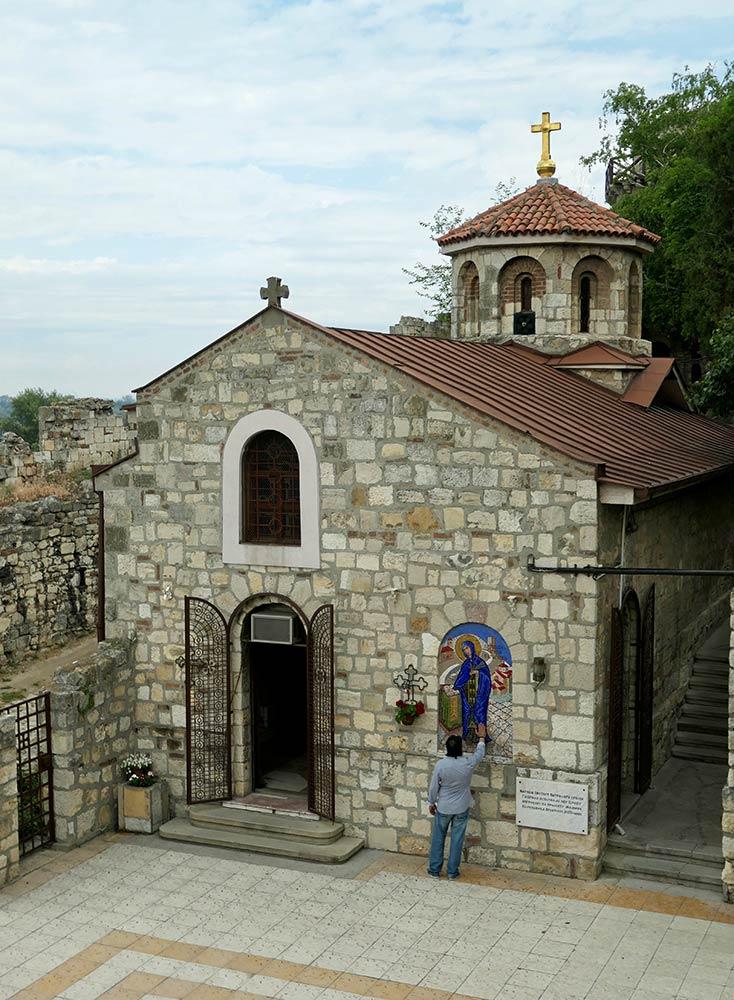 Belgrado, capilla de San Petka