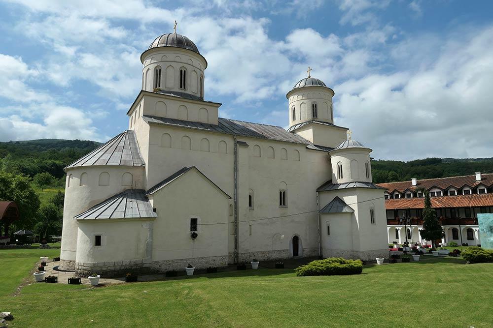 Monasterio de Mileseva
