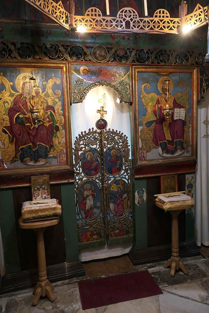Ovcar Banja, Monasterio Blagovestenje