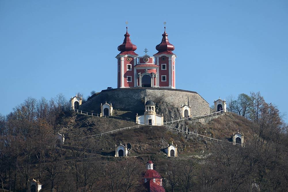 Banská Stiavnica, Monte Calvario