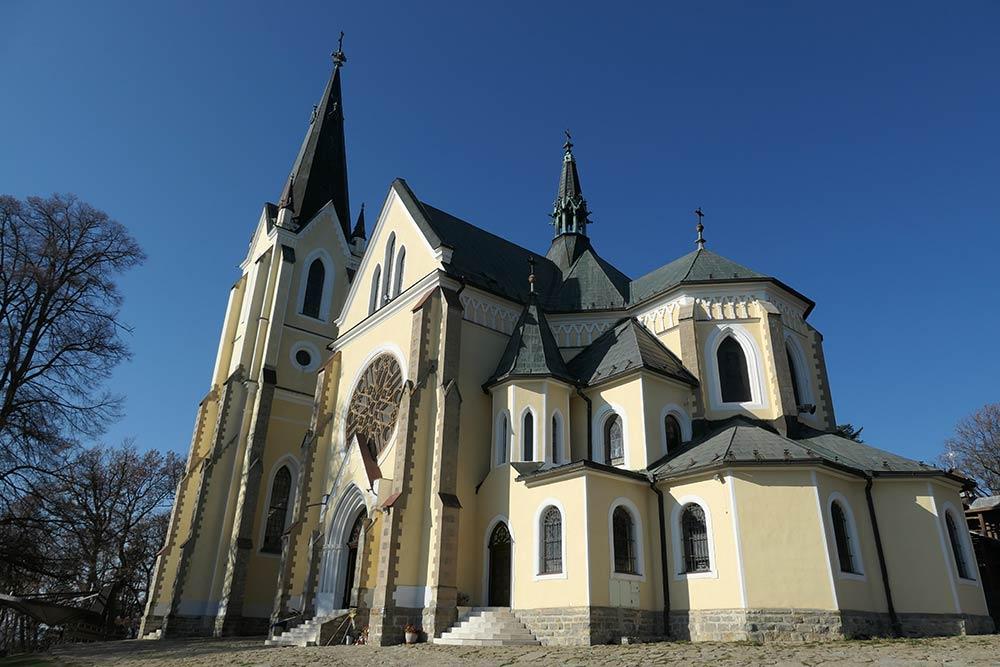 Levoca; Basilica della Visitazione di Maria Vergine