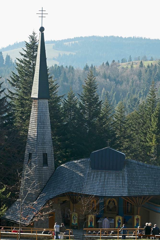 Hora Zvir, Santuario di Nostra Signora di Litmanová, Litmanová