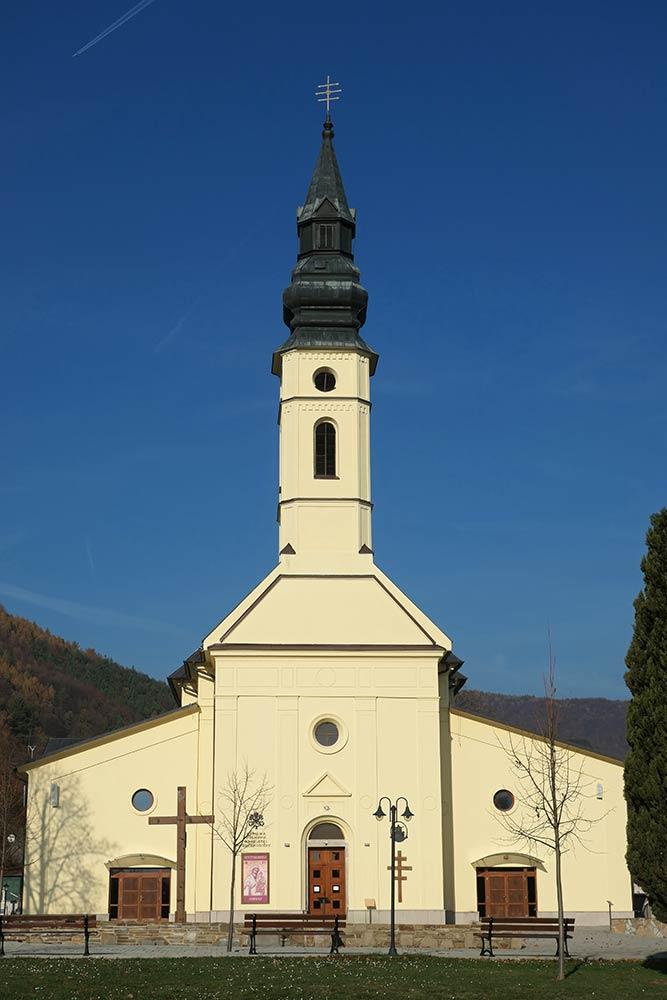 Basilica dell'Assunzione di Maria, Lutina