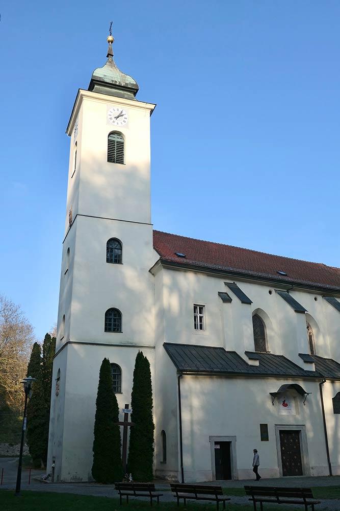 Kostol narodenia Panny Marie, Marianka