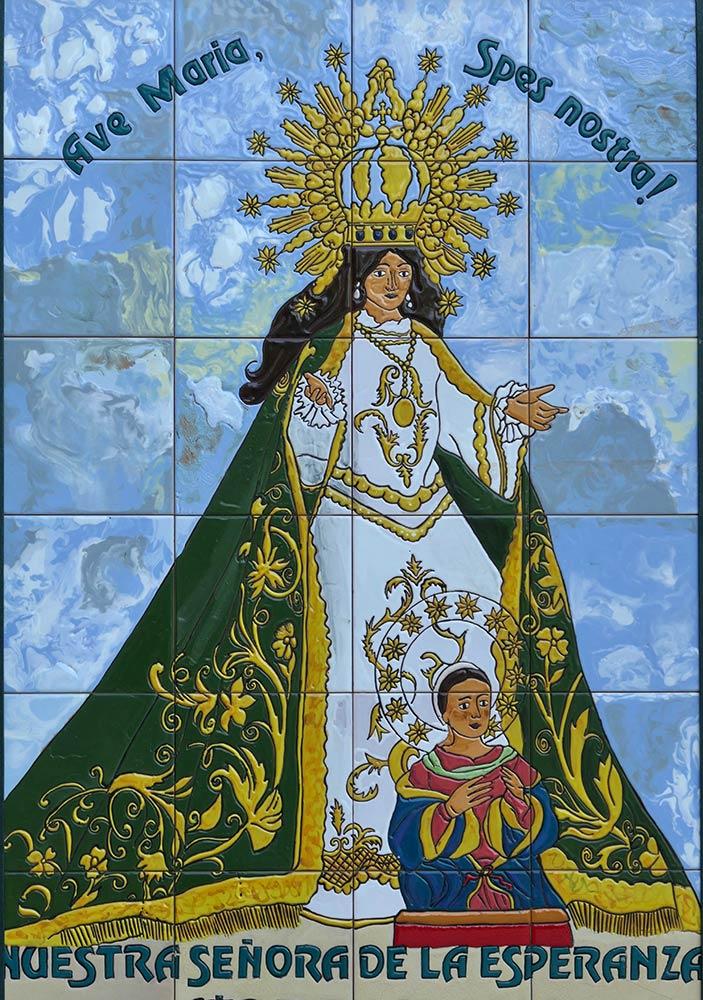 Calasparra, Nuestra Señora de Esperanza