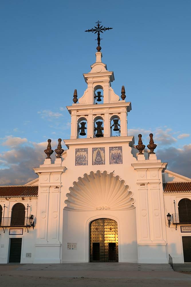 Rocio, Basílica de Nuestra Señora del Rocio