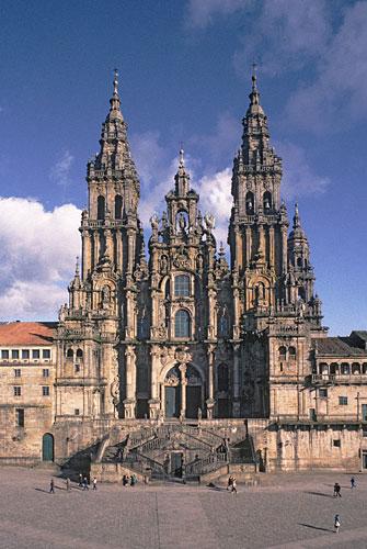 Santiago De Compostela Spain Pictures - CitiesTips.com