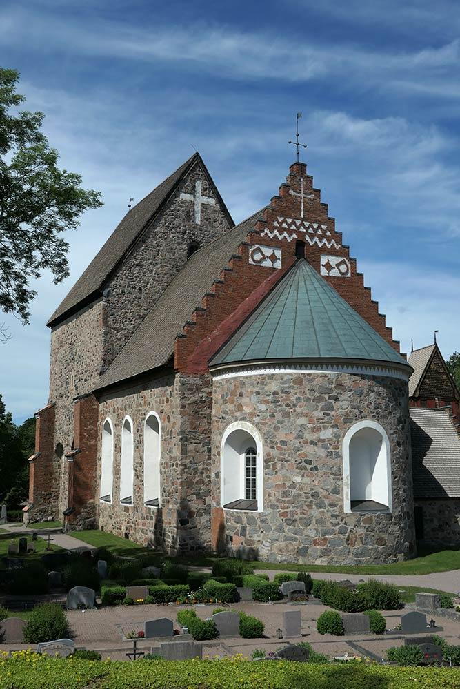 गमला उप्साला चर्च