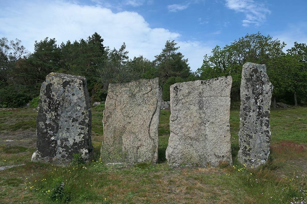ग्रेबी ग्रेफेल्ट खड़े पत्थर