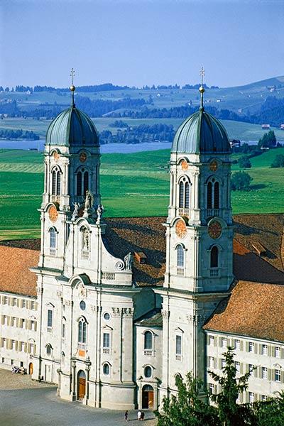 Бенедиктинское аббатство Айнзидельн, Швейцария