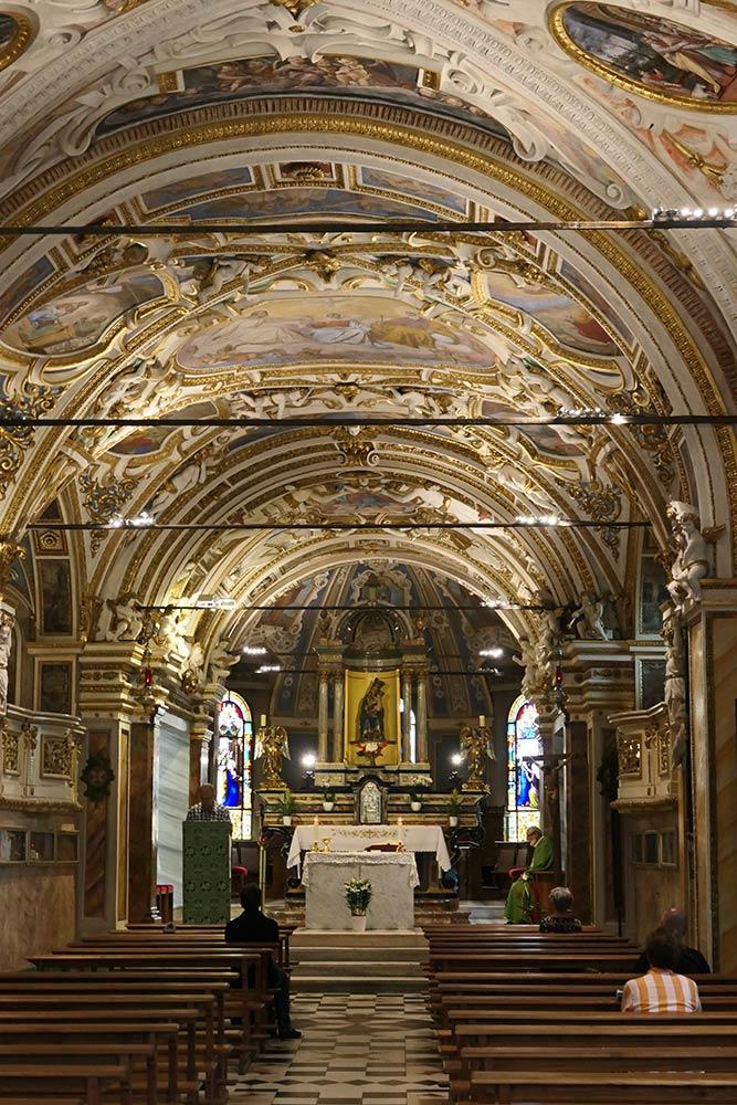 Santuario della Madonna del Sasso, Locarno