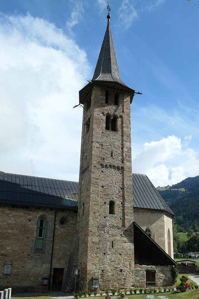 Chiesa di San Martino, Zillis