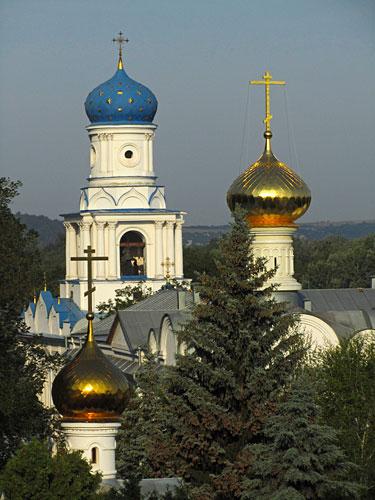 Svyatogorsk Lavra