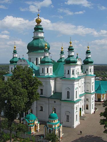 Troyitsko Illynsky Lavra