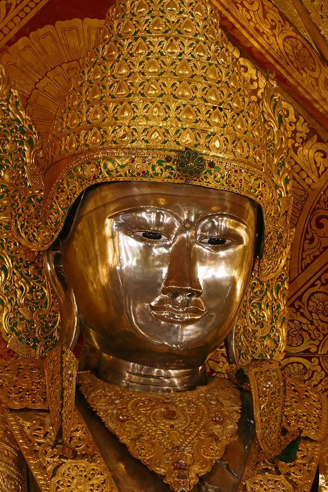 Pagoda Kaba Aye, Yangon