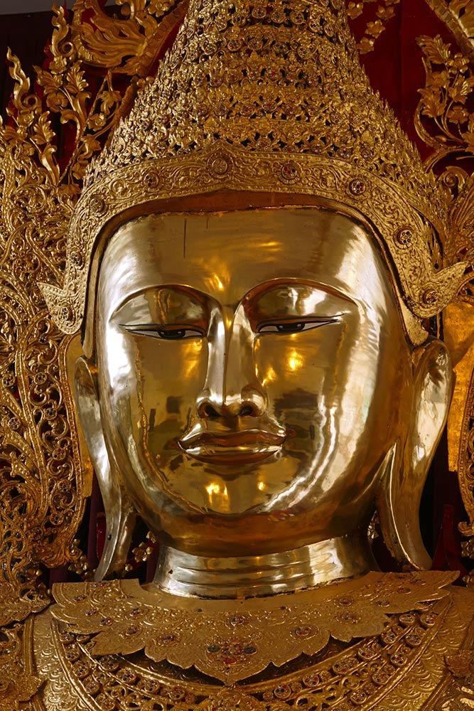 Pagoda Kyaik Khauk, Thanlyin