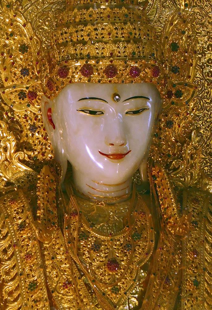 Kyauktan Ye Le Pagoda, Kyauktan