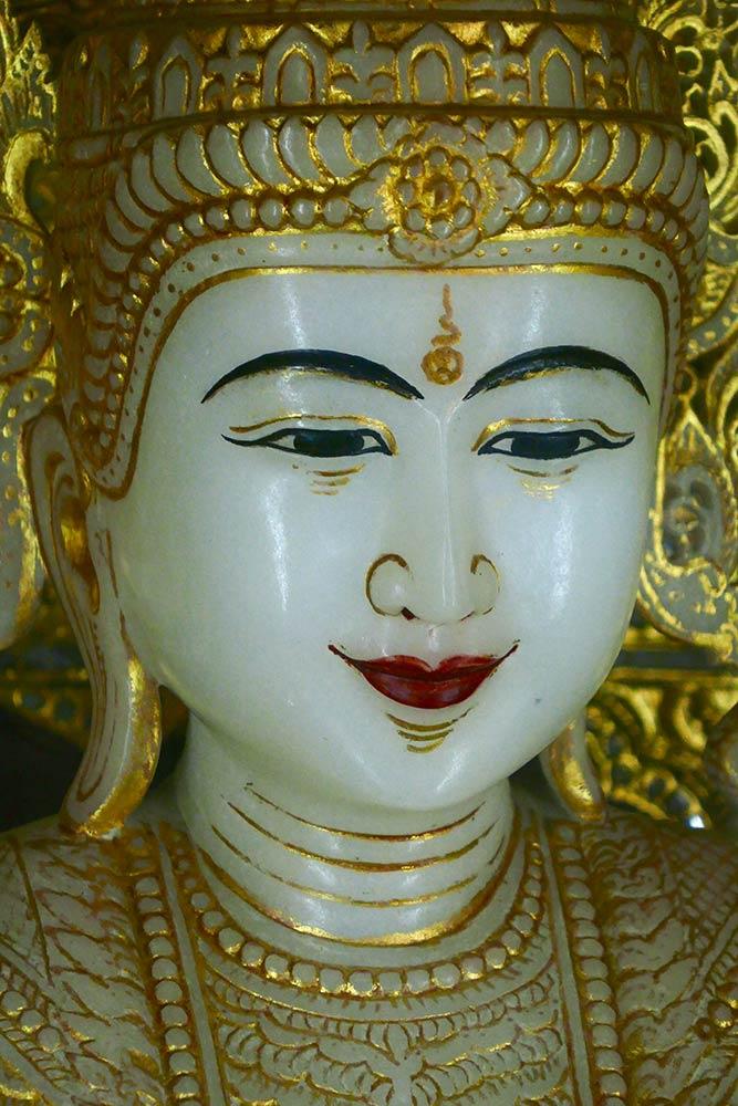 Pagode de Shwe San Taw, Pyay