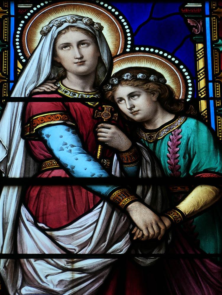 Église Saint-Blaise, Le Couvent