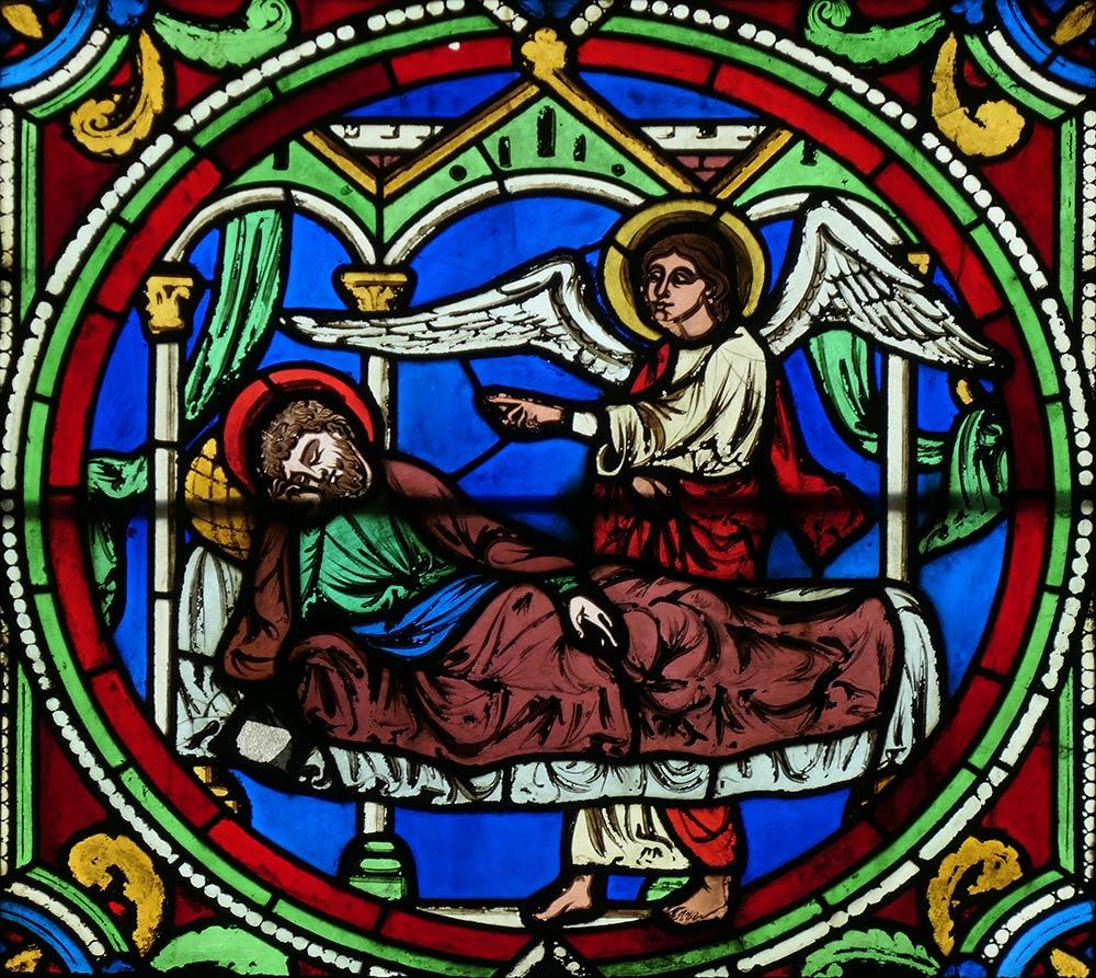 कैथेड्रल ऑफ़ सेंट जूलियन, ले मैंस