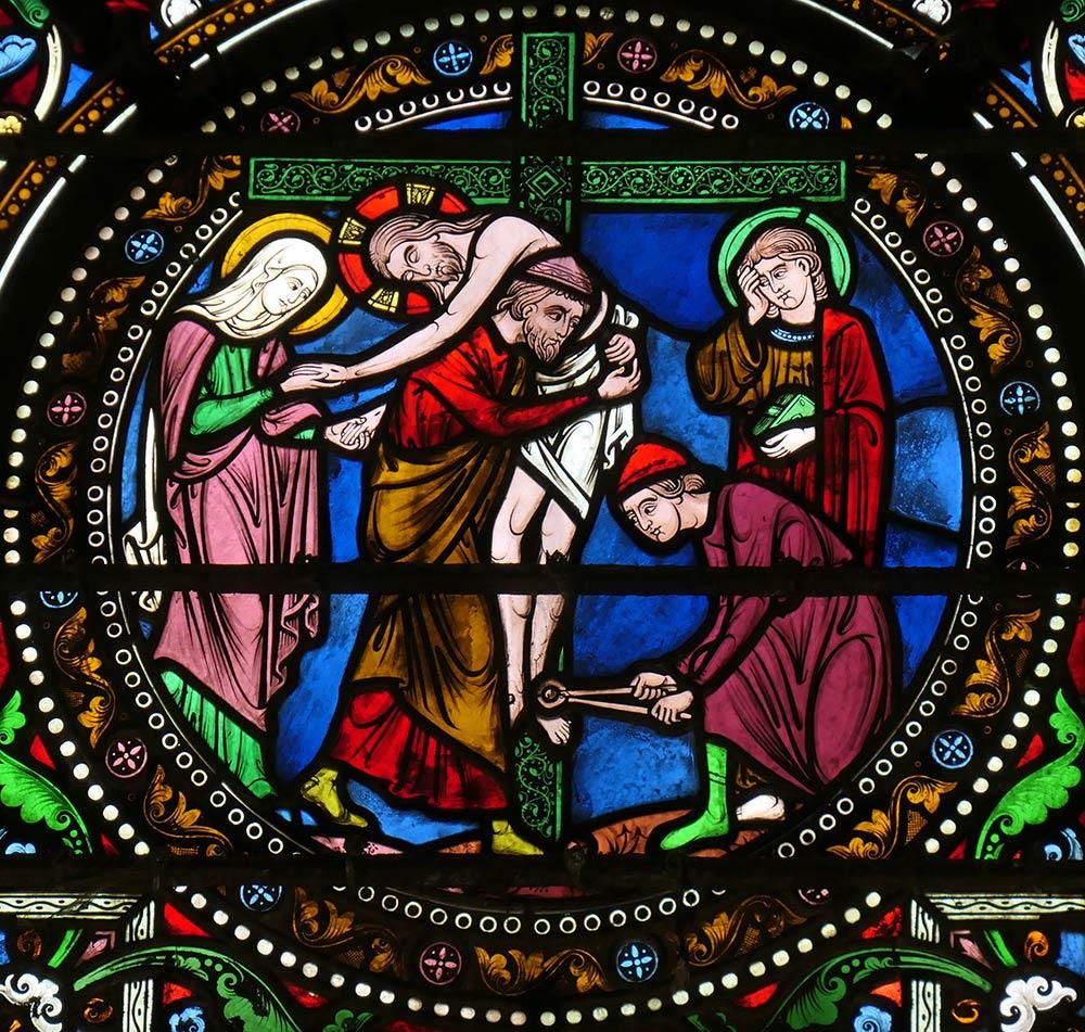 Kathedrale von Saint Julien, Le Mans