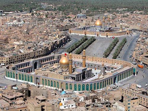 mausolée-3rd-imam-hadhrat-husayn-ibn-ali-karbala