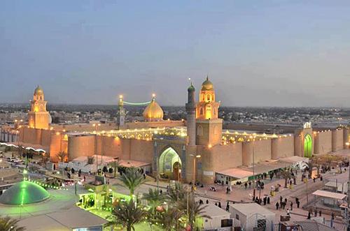 समाधि-मुस्लिम-इब्न-aquil-अल-kufah